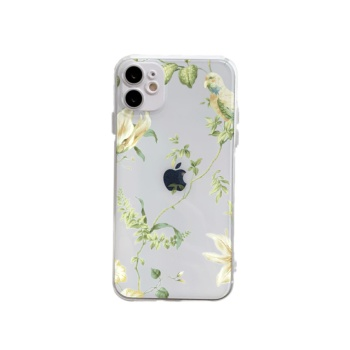 Flowers and birds Custom Phone Case For Iphone