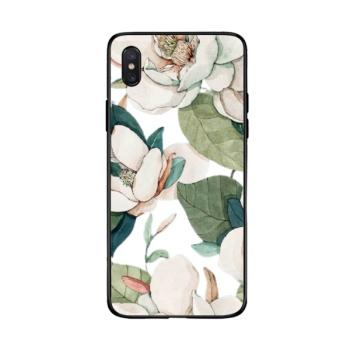 Magnolia Custom Phone Case For Iphone