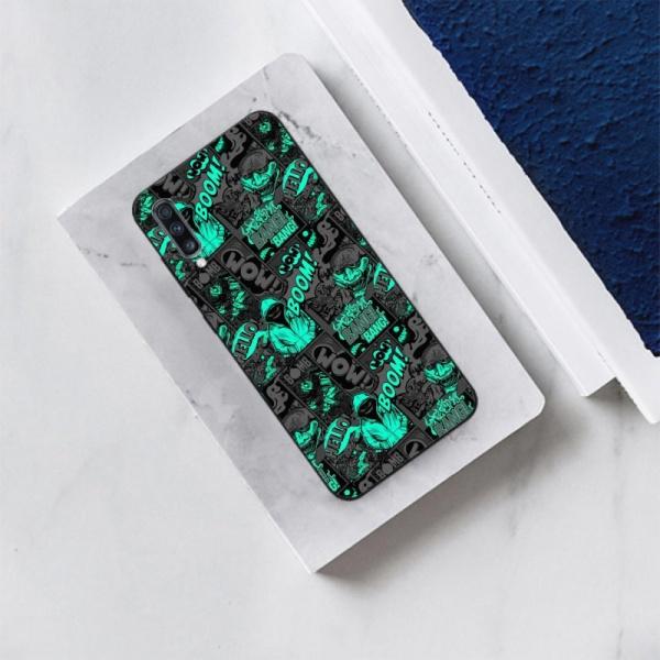 Витамин Custom Phone Case for Samsung A50
