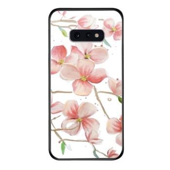 Pink Dogwood Custom Phone Case For Samsung