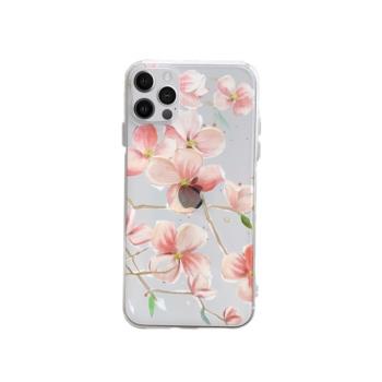 Pink Dogwood Custom Phone Case For Iphone