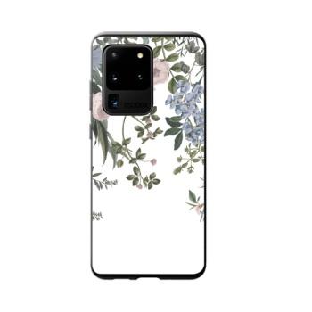 Hanging Floral Custom Phone Case For Samsung