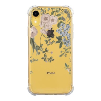 Hanging Floral Custom Phone Case For Iphone