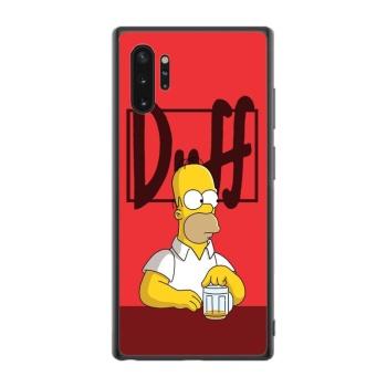 Simpson 08 Custom Phone Case For Samsung Galaxy Note10+