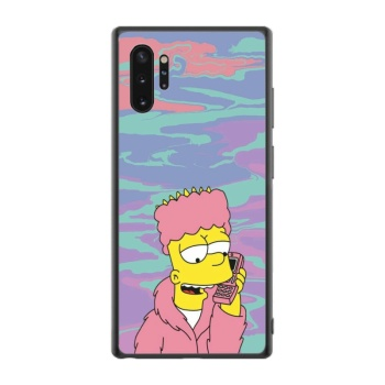 Simpson 09 Custom Phone Case For Samsung Galaxy Note10+