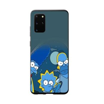 Simpsons 13 Custom Phone Case For Samsung Galaxy S20+
