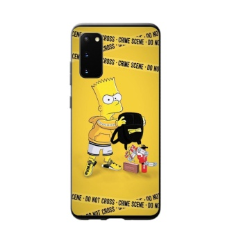 Simpsons 14 Custom Phone Case For Samsung Galaxy S20