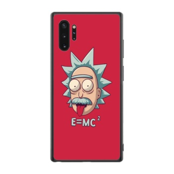 Einstein Custom Phone Case For Samsung Galaxy Note10+