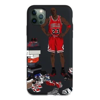 airjordans Custom Liquid Silicone Phone Case For Iphone 12 Pro Max