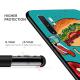 Burger Custom Phone Case for Samsung Galaxy Note10+