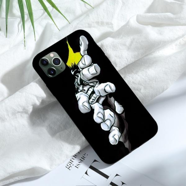 Avengers Custom Liquid Silicone Phone Case for iPhone 12 Pro Max