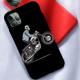 Kawasaki Custom Liquid Silicone Phone Case for iPhone 12 Pro Max