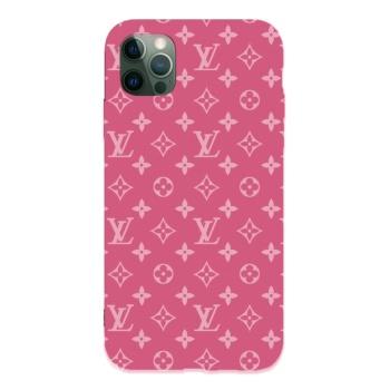 Louis Vuitton Custom Liquid Silicone Phone Case For Iphone 12 Pro Max