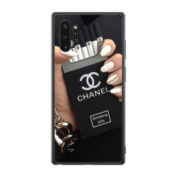 CHANEL Custom Phone Case For Samsung Galaxy Note10+