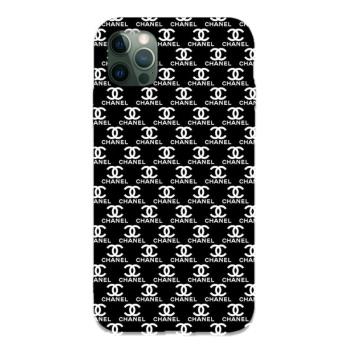 CHANEL 1 Custom Liquid Silicone Phone Case For Iphone 12 Pro Max