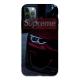 Dodge Challenger Custom Liquid Silicone Phone Case for iPhone 12 Pro Max