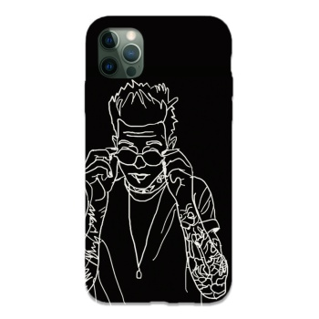 Moved Custom Liquid Silicone Phone Case For Iphone 12 Pro Max