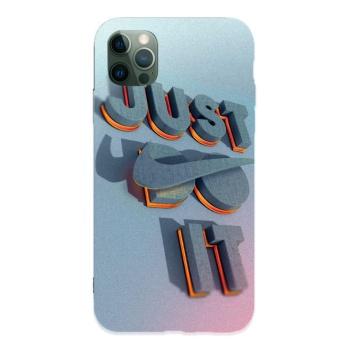 JUST Custom Liquid Silicone Phone Case For Iphone 12 Pro Max