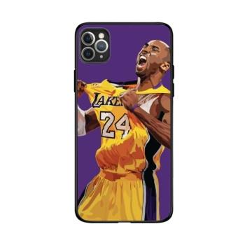 Kobe 1 Custom Toughened Phone Case For Iphone 11 Pro