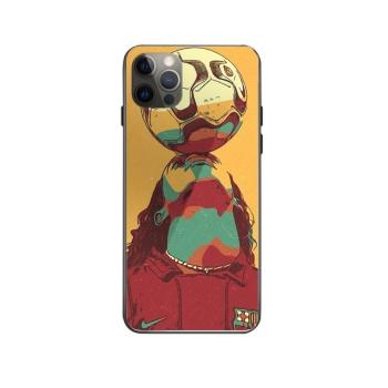 Ronaldinho Wall Custom Case For Iphone 12