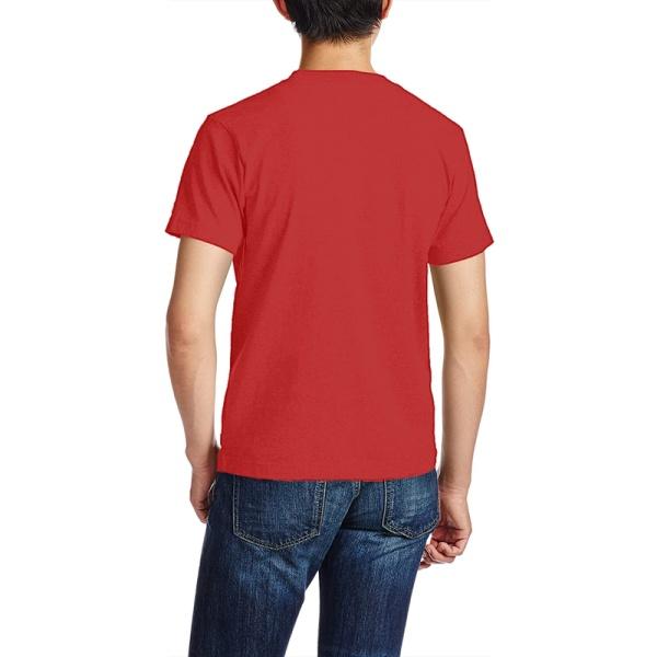 Stunt Trooper Custom Men's Crew-Neckone T-shirt Red