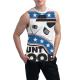 Stunt Trooper Custom Men's Sleeveless T-shirt
