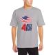 Happy Independence Day Custom Men's Crew-Neckone T-shirt