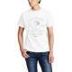INDEPENDENCE 1776 Custom Men's Crew-Neckone T-shirt Navy White