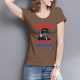 President Donald Trump Custom Women's T-shirt