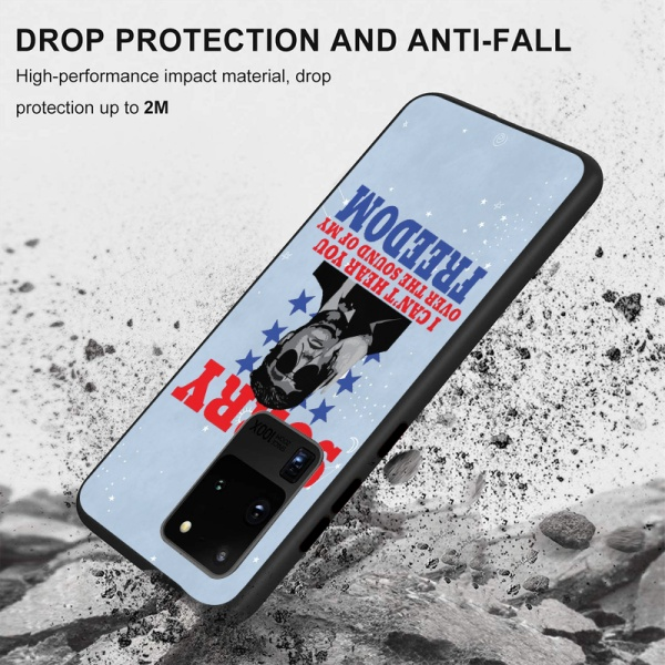 President Donald Trump Custom Phone Case For Samsung