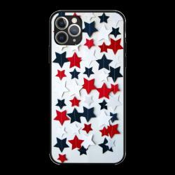 Star garland Custom Liquid Silicone Phone Case For Iphone 11 Pro Max