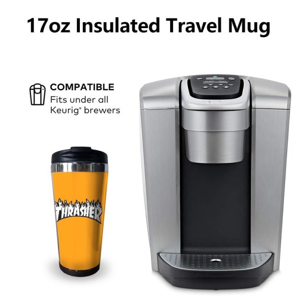 Thrasher Custom Coffee Cup