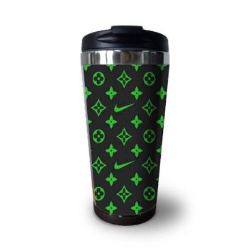 LV Nike Custom Coffee Cup