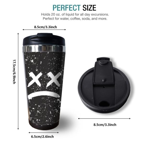 MarshMello Custom Coffee Cup