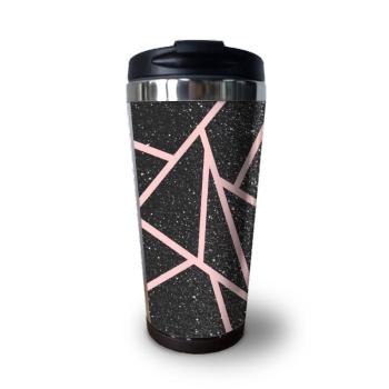 Quebrei a Regra Custom Coffee Cup