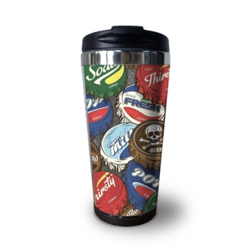 Ryan James Eggold Custom Coffee Cup