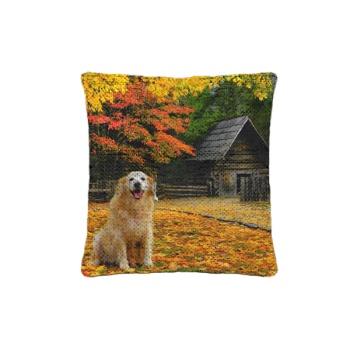 Autumn Twink ?Art Custom Sequin Pillowcase
