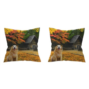 Autumn Twink ?Art Custom Pillowcase (Front and Back)