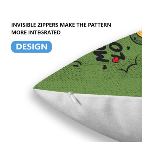 Money Lover Custom Sequin Pillowcase