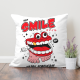 Smile Jumper Custom Pillowcase (Front and Back)