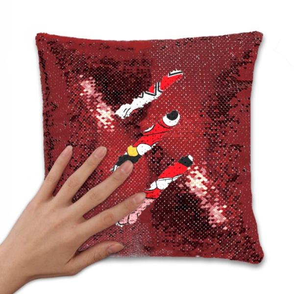 Smile Jumper Custom Sequin Pillowcase
