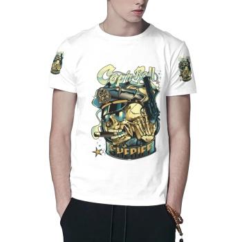 David vicente Custom All Surface  Men's T-shirt