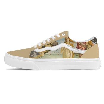 renaissance Custom Skate Shoes