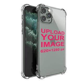 Custom Transparent Phone Case For Iphone 11 Pro Max