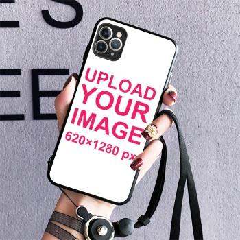 Custom Toughened Phone Case For Iphone 11 Pro Max