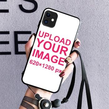 Custom Toughened Phone Case For Iphone 11