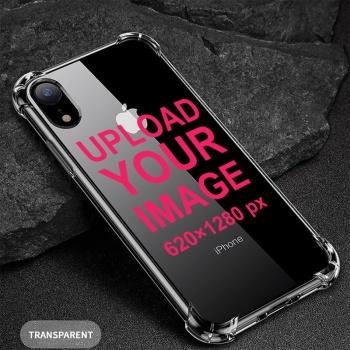 Custom Transparent Phone Case For Iphone Xr