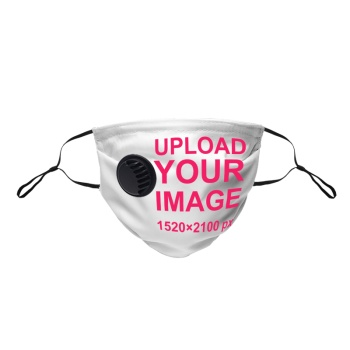 Custom Respirator Valve Mask