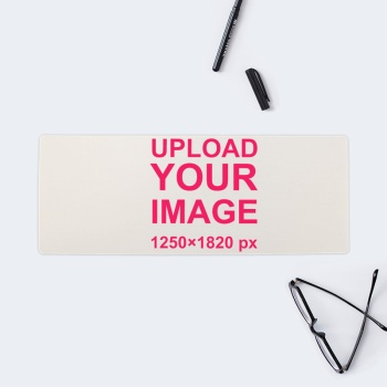 Custom Lock Edge Mouse Pad (15.74Inch-35.43Inch)