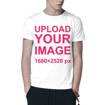 Custom All Surface  Men's T-shirt